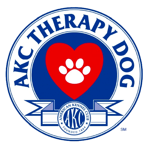 AKC Therapy Dog